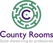 County Rooms Logo